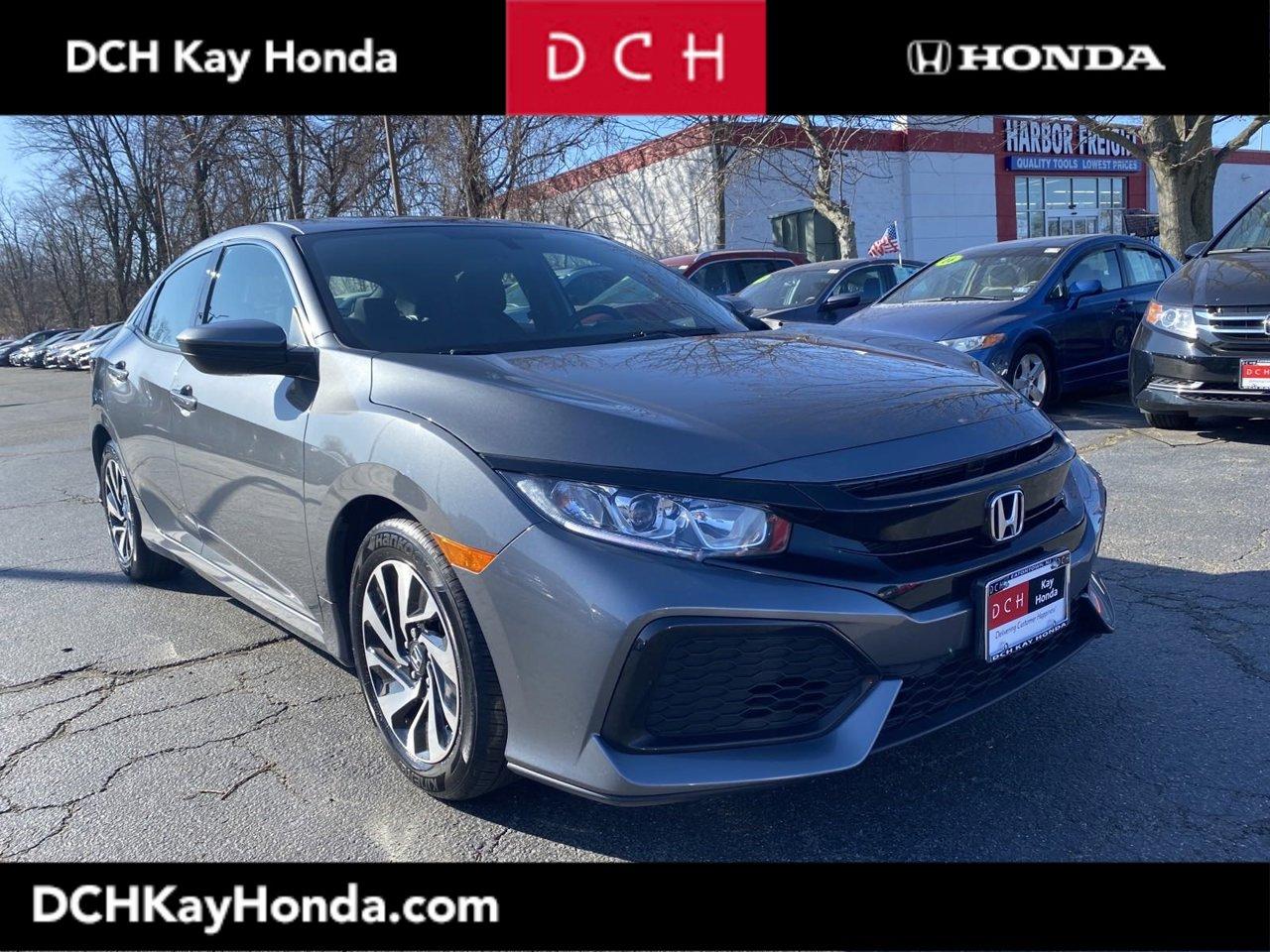 Used 2017 Honda Civic Hatchback in Eatontown, NJ
