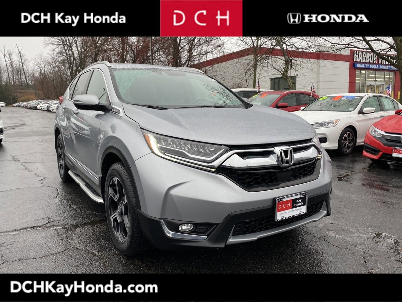 Used 2017 Honda CR-V in Eatontown, NJ