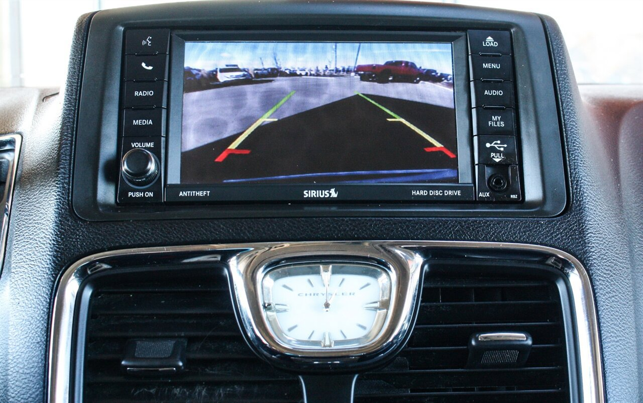 Used 2016 Chrysler Town amp Country in Boise, IDss