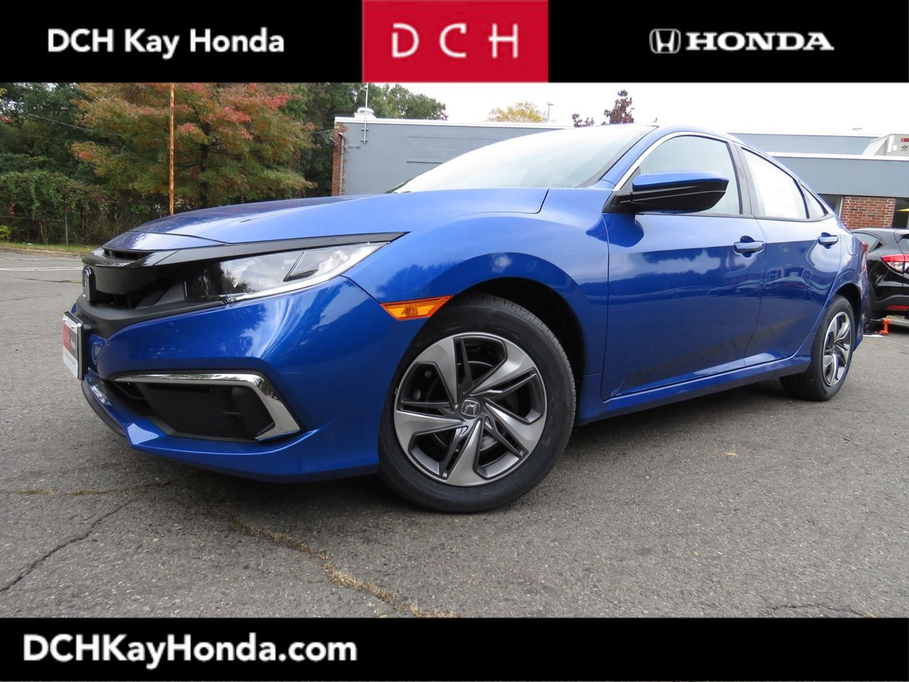New 2020 Honda Civic Sedan in Eatontown, NJ