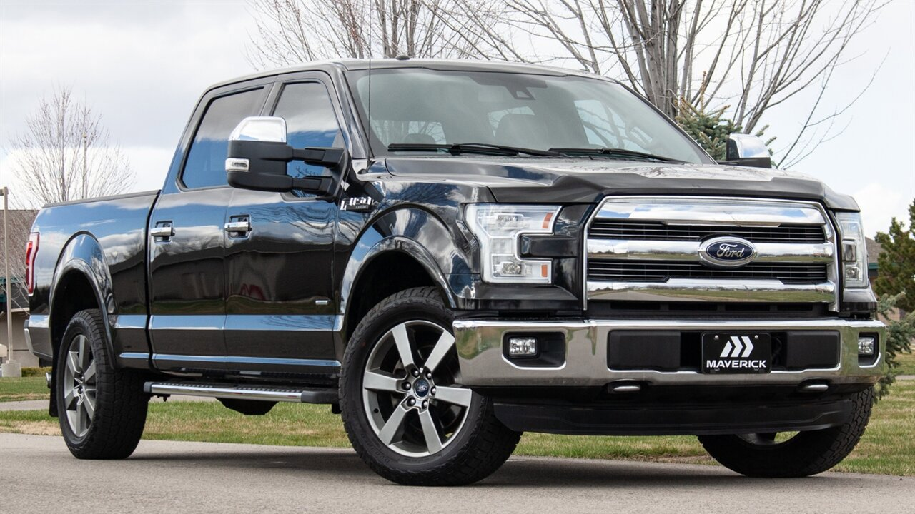 Used 2015 Ford F-150 in Boise, IDss