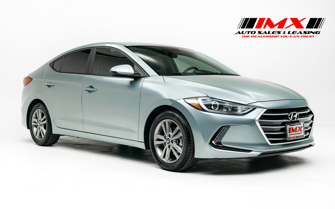 2017 Hyundai Elantra SE SE 2.0L Auto (Alabama) Regular Unleaded I-4 2.0 L/122 [1]