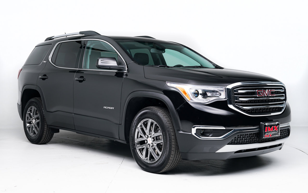 2019 GMC Acadia SLT FWD 4dr SLT w/SLT-1 Gas V6 3.6L/222 [8]