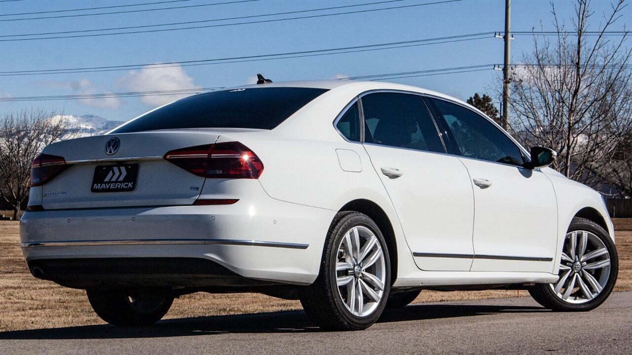 Used 2017 Volkswagen Passat in Boise, IDss