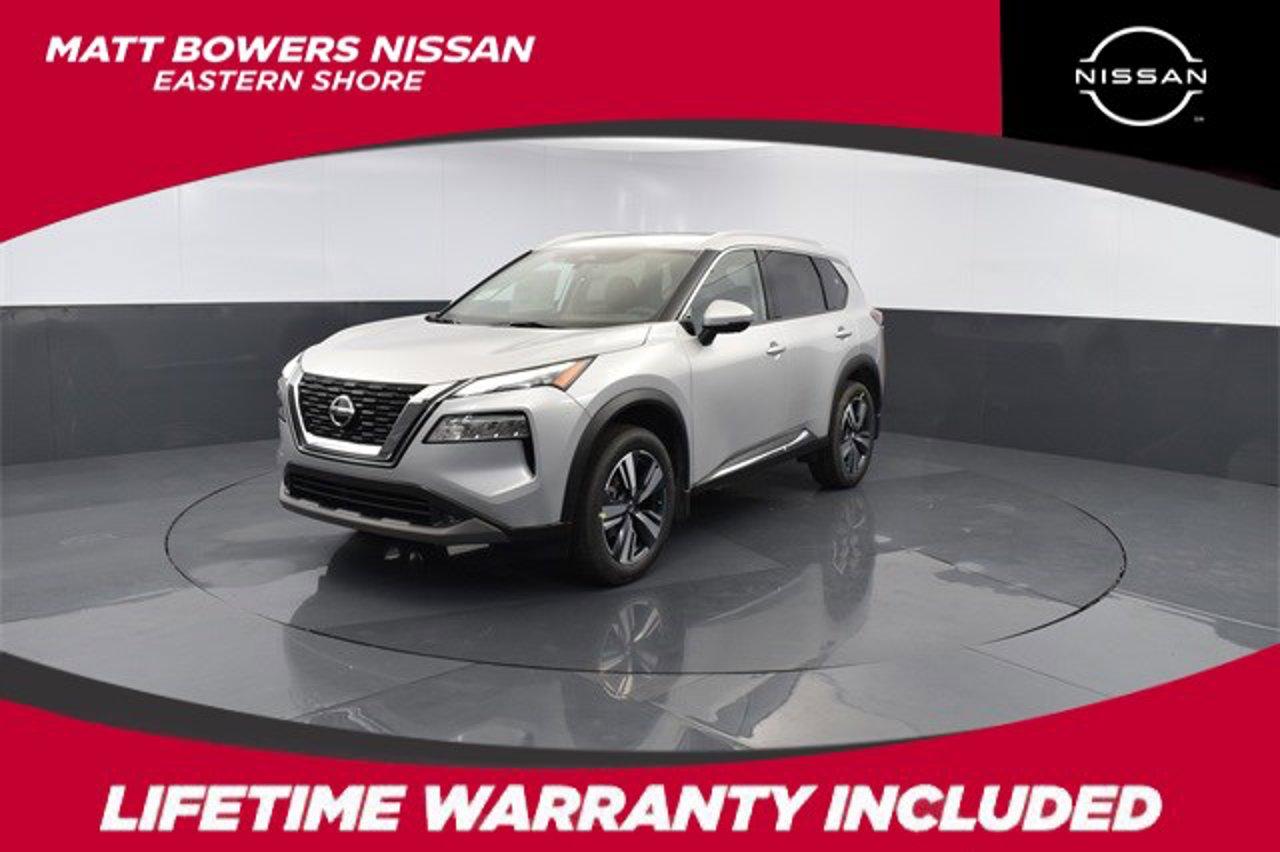 2021 Nissan Rogue SL