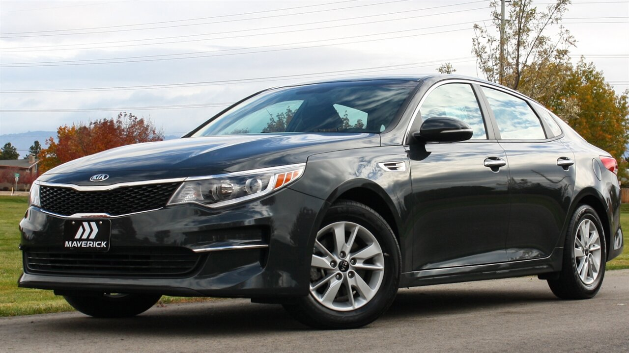 Used 2016 KIA Optima in Boise, IDss
