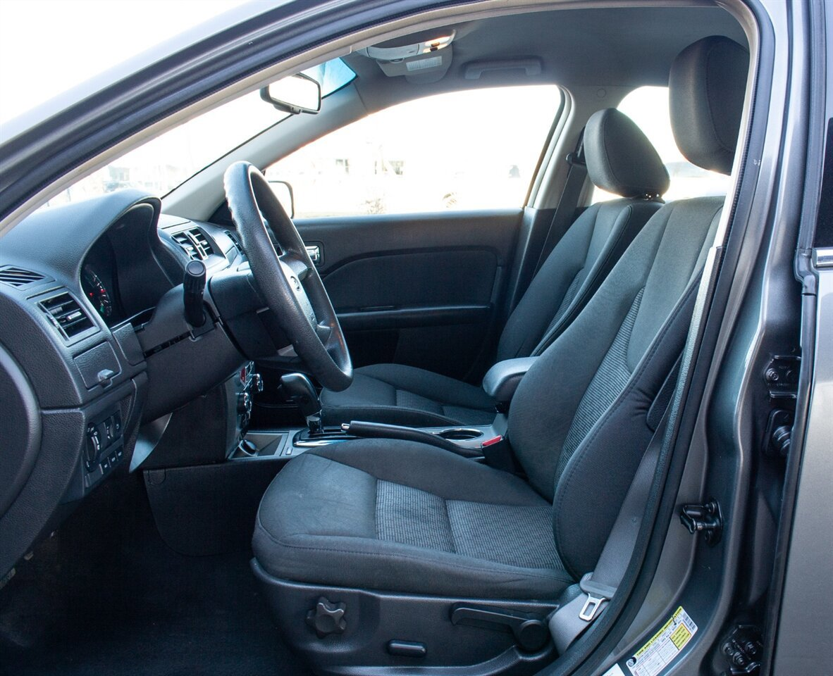 Used 2010 Ford Fusion in Boise, IDss