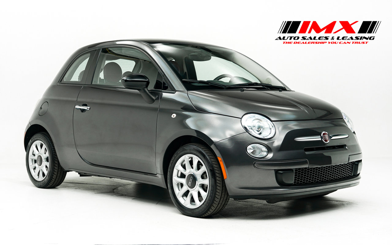 2017 FIAT 500 Pop Pop Hatch Premium Unleaded I-4 1.4 L/83 [0]