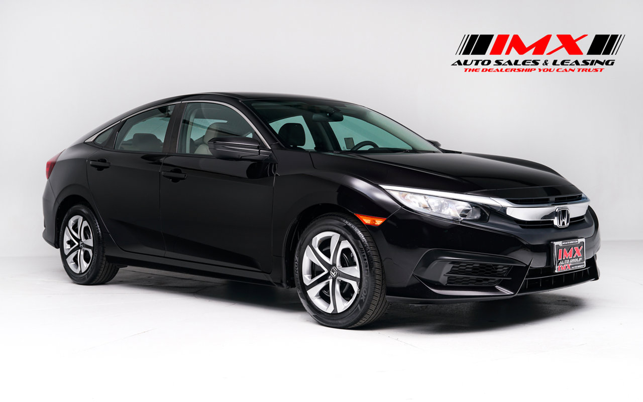 2017 Honda Civic Sedan LX LX CVT Regular Unleaded I-4 2.0 L/122 [6]