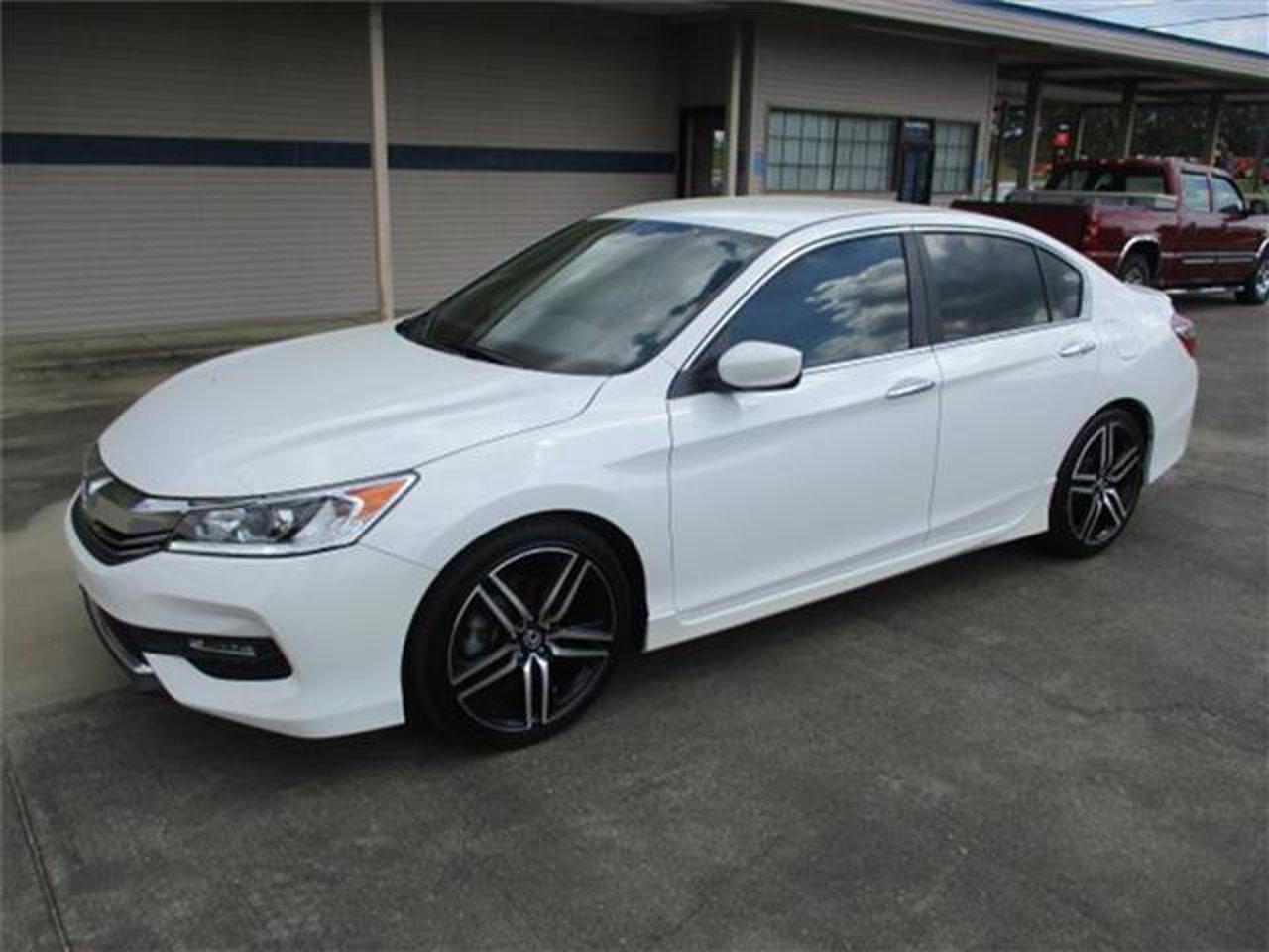 Used 2016 Honda Accord Sedan in Dothan, AL