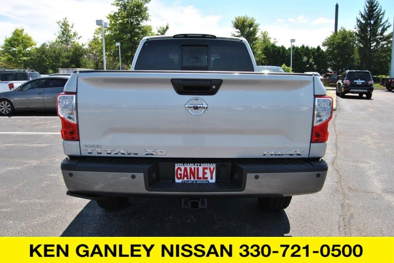 2019 Nissan Titan XD PRO-4X 1N6BA1F43KN515759 | Ken Ganley Nissan