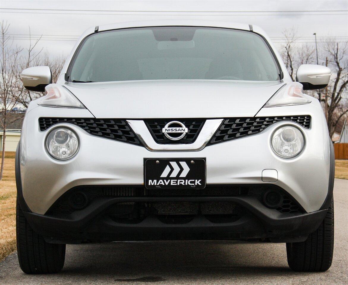 Used 2017 Nissan JUKE in Boise, IDss