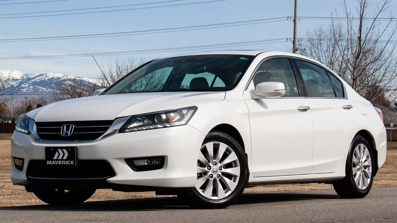 Used 2014 Honda Accord Sedan in Boise, IDss