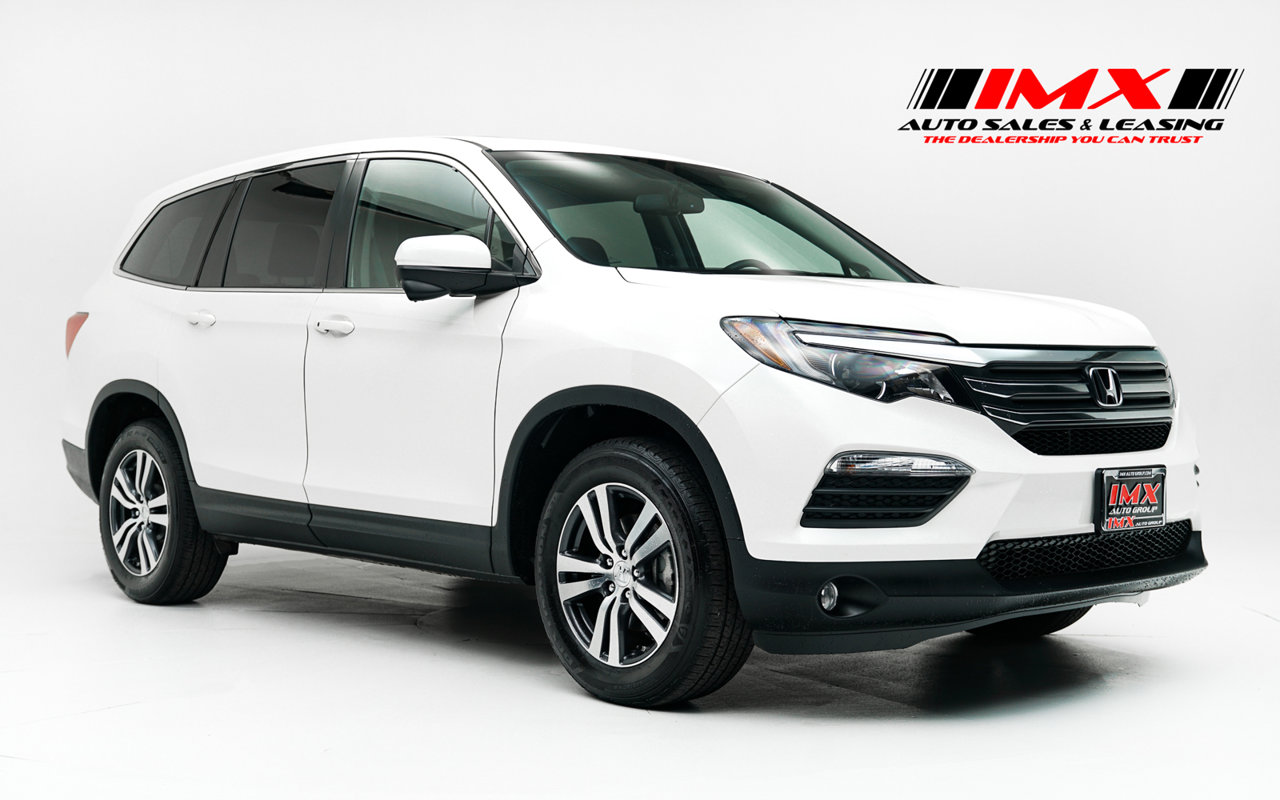 2018 Honda Pilot EX-L EX-L 2WD Regular Unleaded V-6 3.5 L/212 [0]