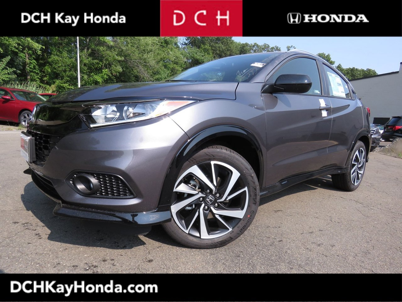New 2020 Honda HR-V in Eatontown, NJ