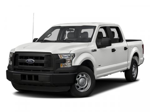 2017 Ford F-150 GRAY