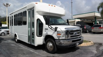 2011 Ford Econoline Commercial Cutaway