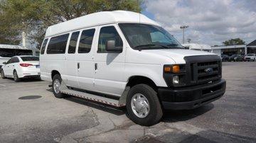 2011 Ford Wheelchair Van