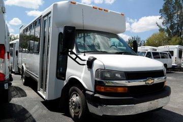 2012 Chevrolet C-4500 Eldorado 122 Wheelchair Bus