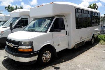 2012 Chevrolet Express 21 Pass Bus Diesel