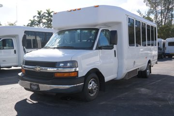2012 Chevrolet Express Commercial Cutaway Diesel