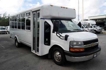 2012 Chevrolet G-4500 Eldorado 21 Passenger B Diesel