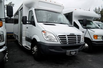 2012 Freightliner Sprinter 3500 Pinnacle 17 Pass