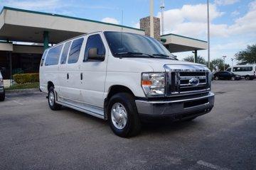 2014 Ford Econoline Wagon XLT