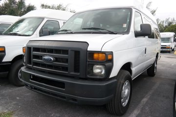 2014 Ford WC Van Commercial