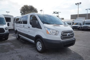 2015 Ford Transit 15 Pass XLT