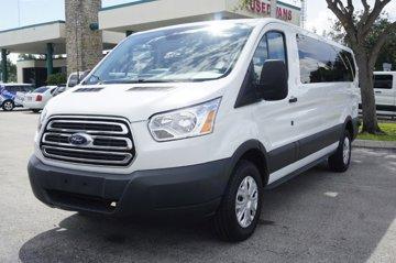 2018 Ford Transit 15 Passenger Van XLT