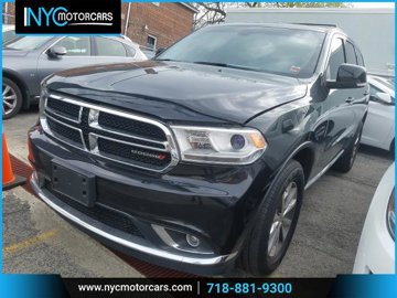 2015 Dodge Durango Limited Navigation