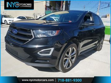 2015 Ford Edge Sport Navigation Panoramic Roof