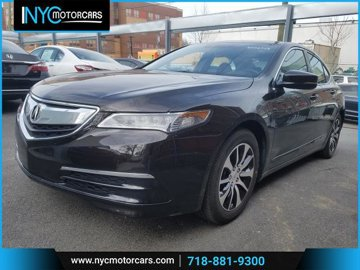 2016 Acura TLX Tech Navigation