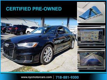 2016 Audi A6 30T Premium Plus