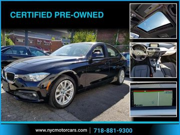 2016 BMW 3 Series 320i xDrive Navigation