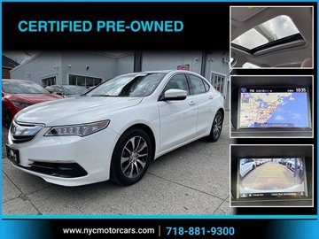 2017 Acura TLX wTechnology Pkg
