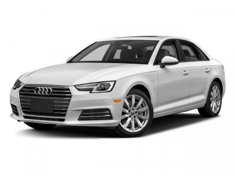 2017 Audi A4 Season of Audi Premium Navigation