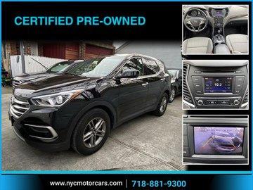 2017 Hyundai Santa Fe Sport 24L
