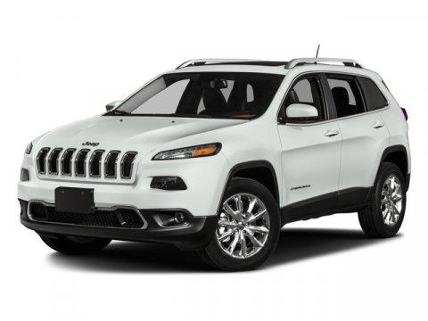 2017 Jeep Cherokee Limited Navigation