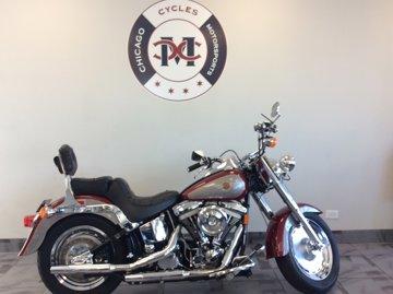1997 Harley Davidson FLSTF FAT BOY