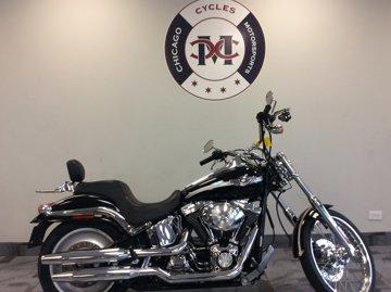 2003 Harley Davidson FXSTD 100 YEAR DUCE