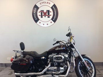 2007 Harley Davidson XL1200L  LOW