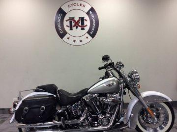 2008 Harley Davidson FLSTN DELUXE