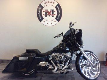 2013 Harley Davidson FLHX STREET GLIDE