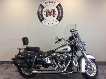2014 Harley Davidson FLSTC HERITAGE