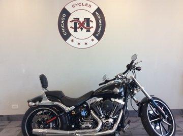 2014 Harley Davidson FXSB BREAKOUT