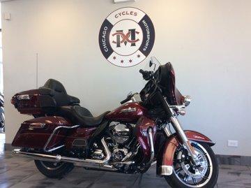 2016 Harley Davidson FLHTCU ULTRA