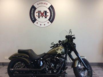 2016 Harley Davidson FLSS   SLIM S