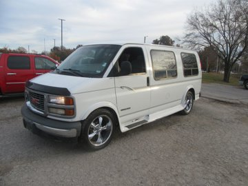 2000 GMC Savana Cargo Van RV Conversion